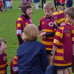 Minis at Hillfoots 23rd April 2017