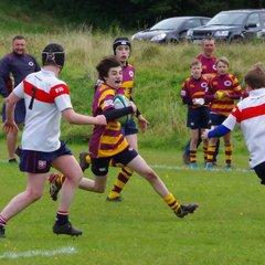 U16 v Kilmarnock 17th September