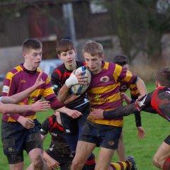 U16 v Stewartry 26th November 2017