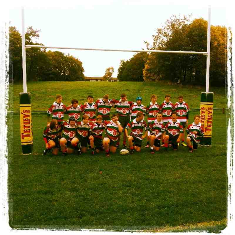 Waterloo U14 2013-14