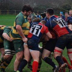 1st XV Squad v Beaconsfield - 19th December 2015