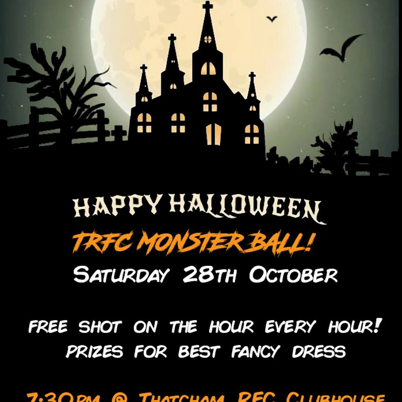 Thatcham RFC Halloween Party - Kids & Adults Parties!