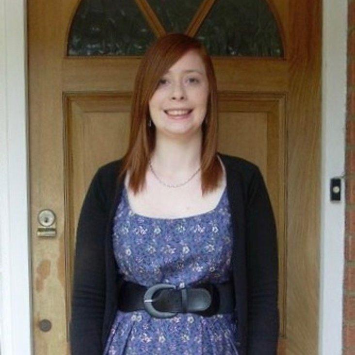 Meet Safeguarding Officer Caz!<