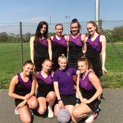 A Team beat Pleaides A 38 - 41