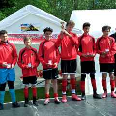 Sandhurst Town FC Tournament.