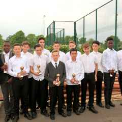 Eagles U14s Presentation Evevening
