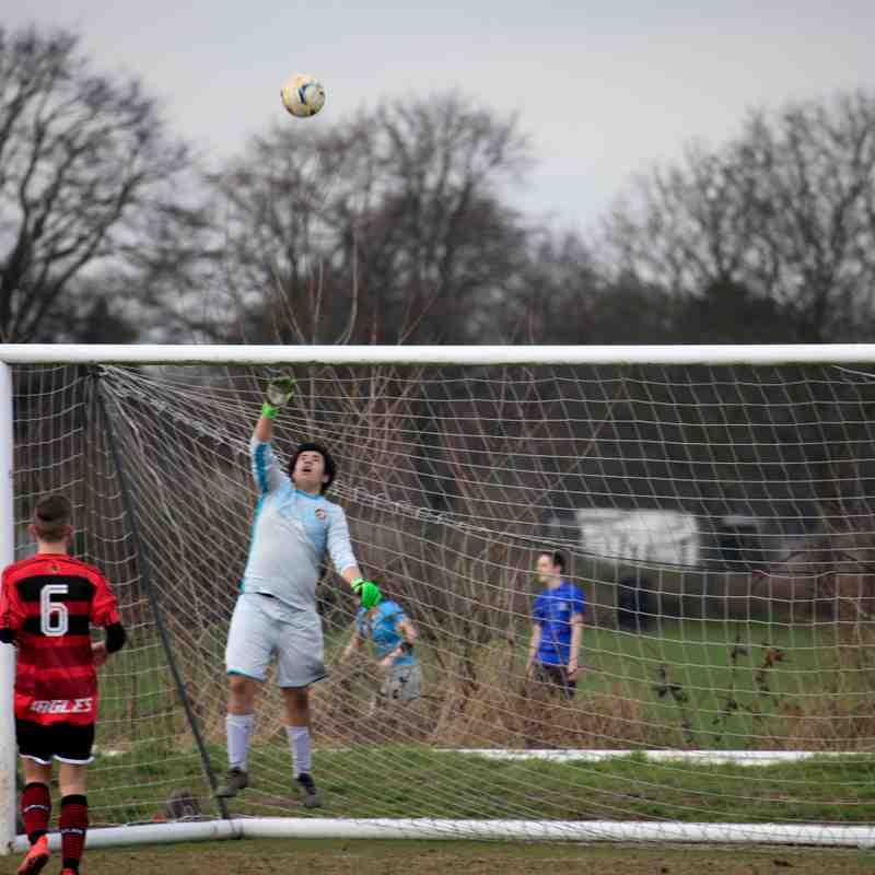 Sports U15s vs G4G FC