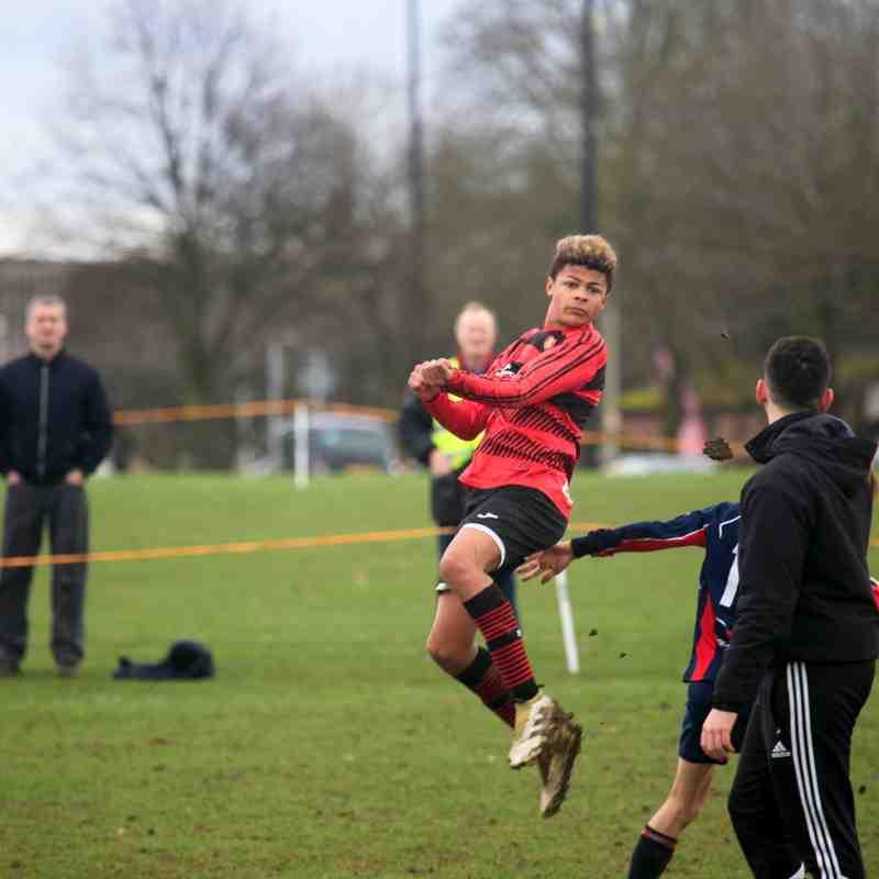 Kew Park Rangers U15 vs Sports