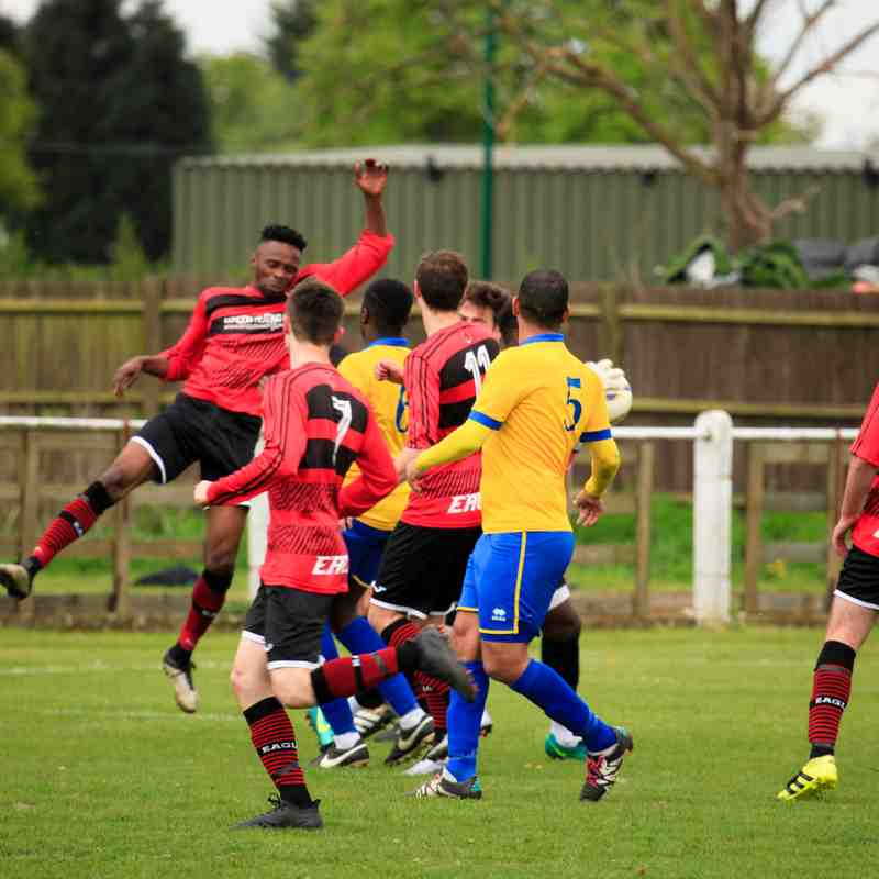Bedfont & Feltham vs Bedfont Sports 1st team
