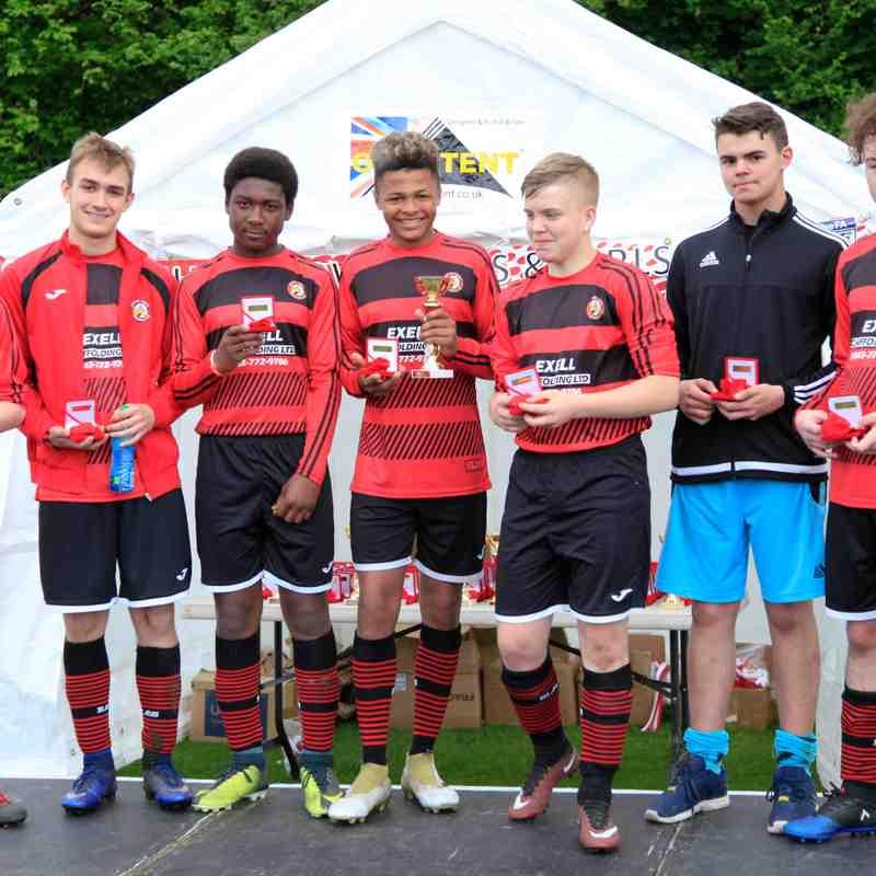 Sandhurst Tournament U16s