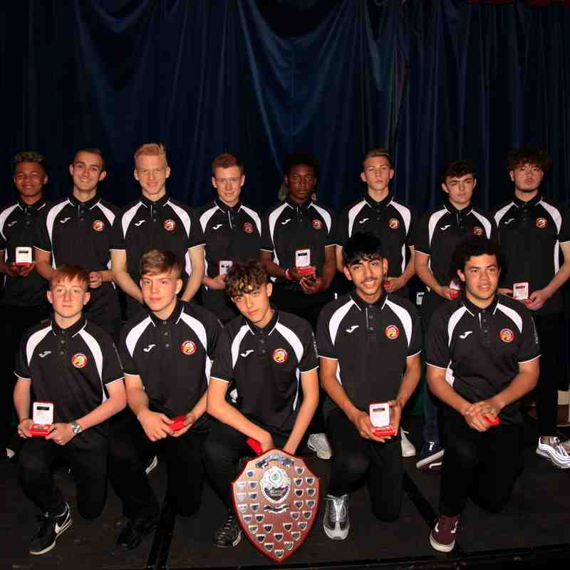 U15 Championship Winners