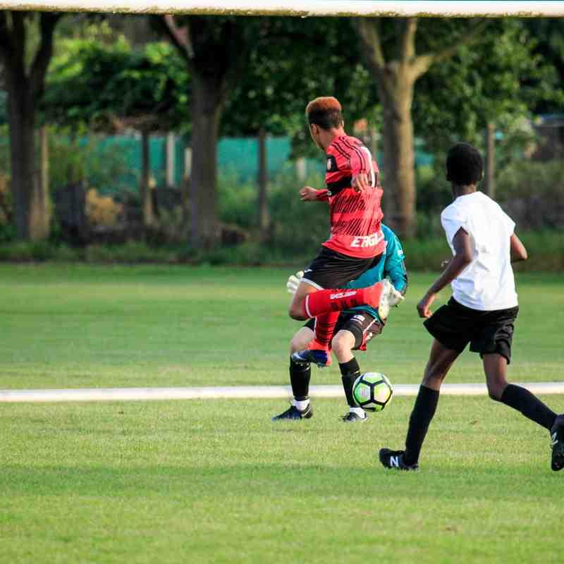 Sports U16 vs Kingstonian Youth