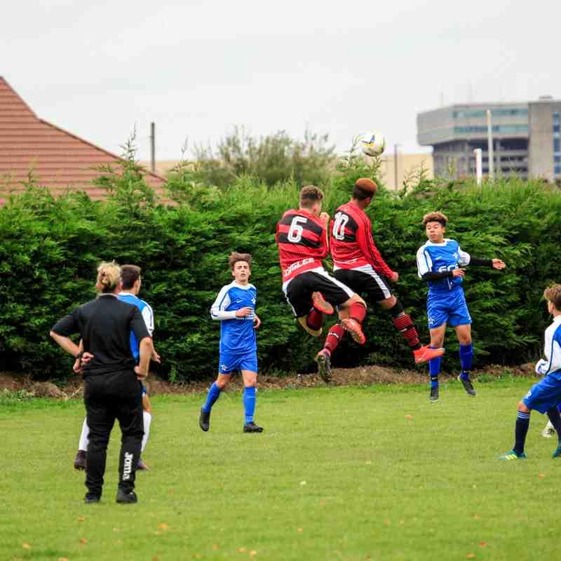 Sports U16 vs Shelton Athletic Youth