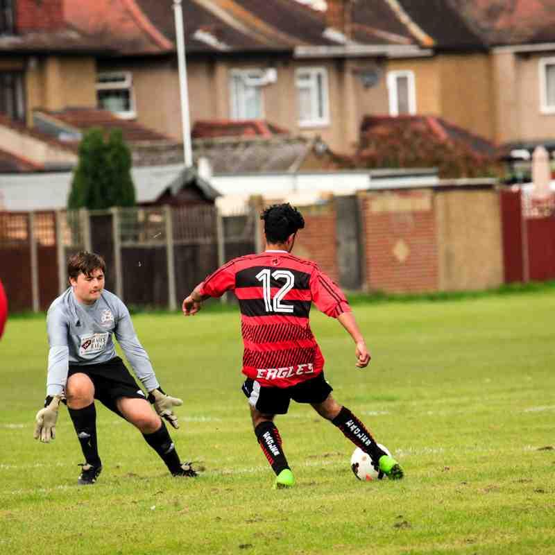 Brook House vs Sports U16(Middx County Cup)