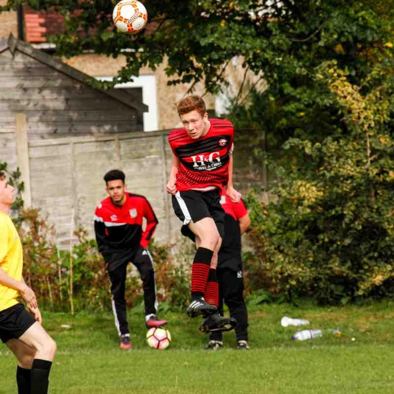 Kingstonian Youth Royals vs Sports U16 (League Cup)