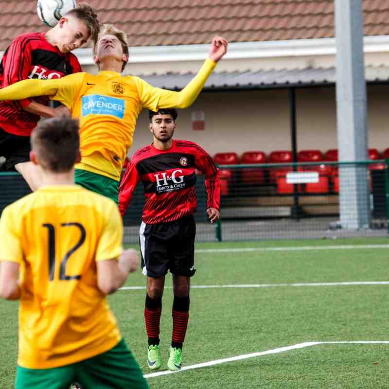 Sports U16 vs Burpham