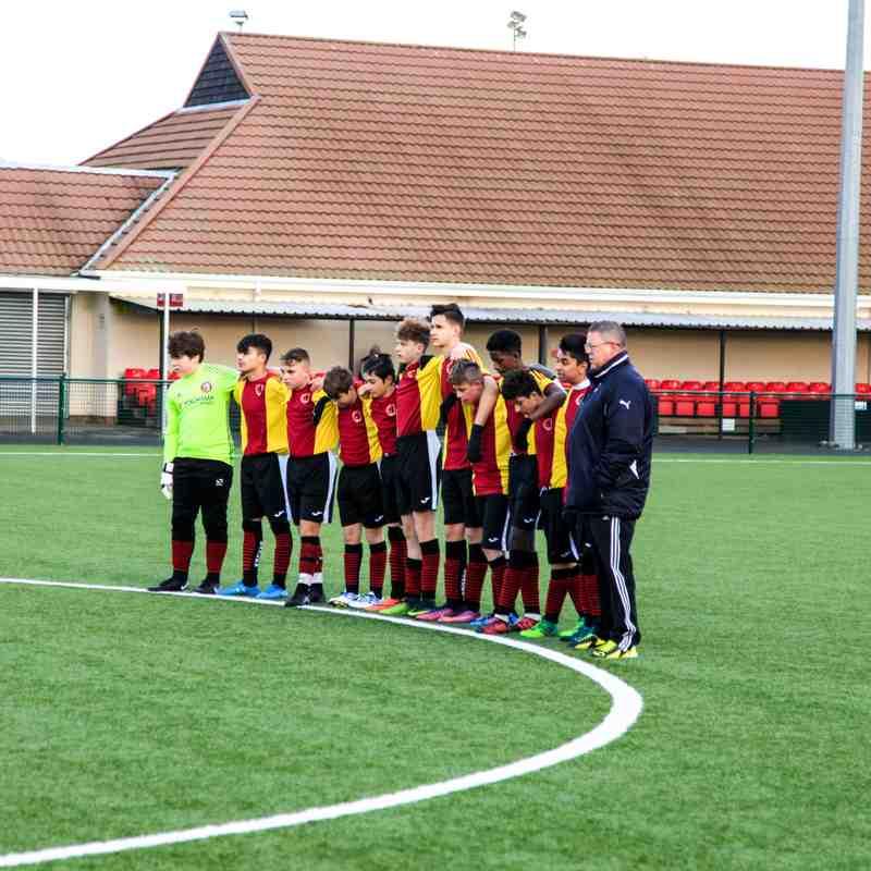 Eagles U15 vs Kew Park Rangers Scarlets