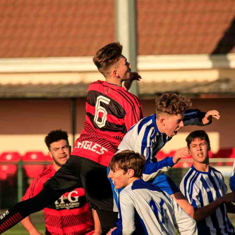Sports U16 vs Chertsey Town(Cup)