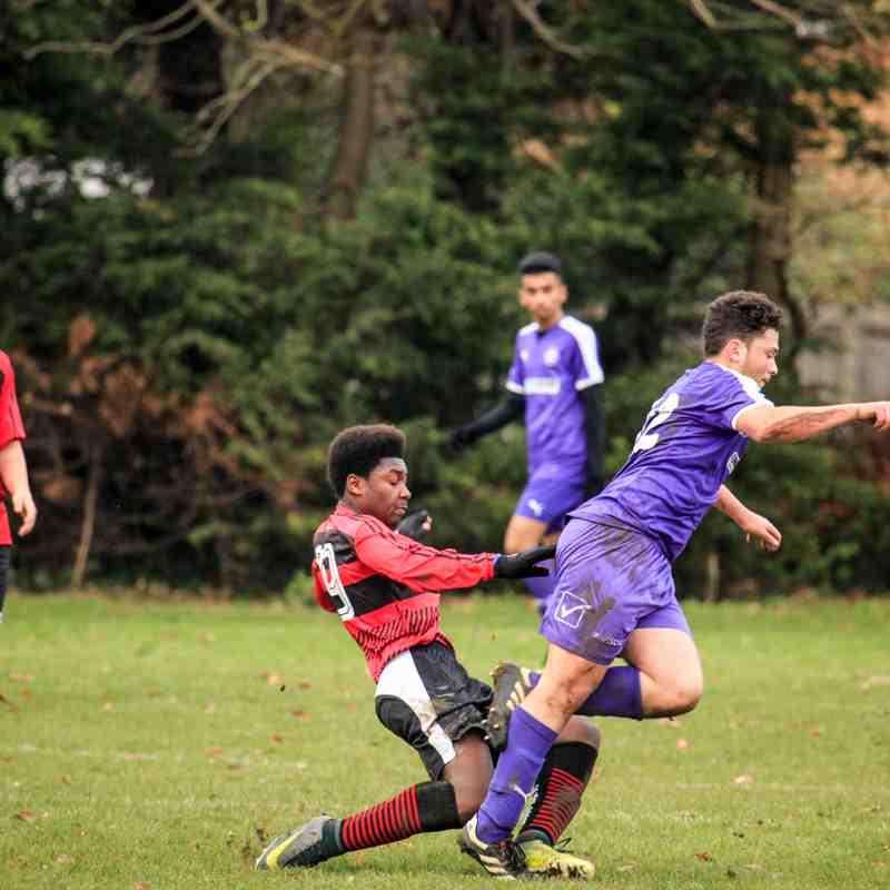 Old Isleworthians Whites U16 vs Sports