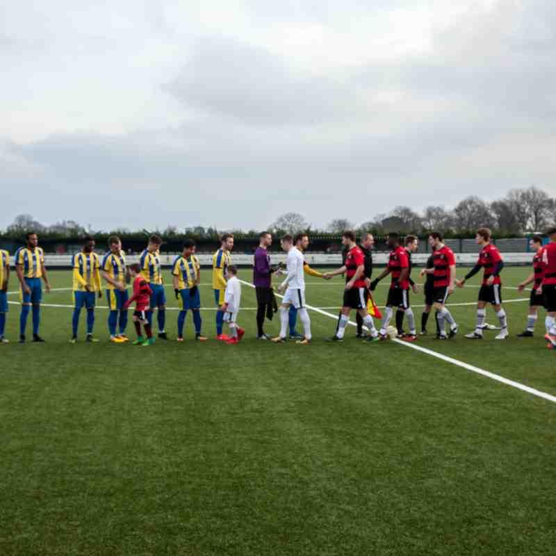 Sports 1st vs Guildford City FC