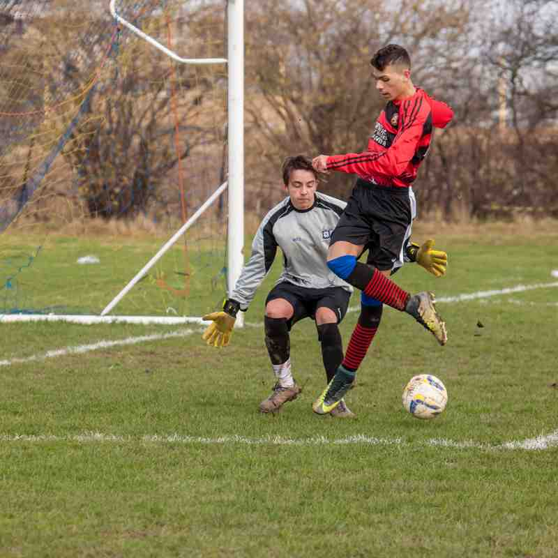 Bedfont & Feltham U16 vs Eagles U16