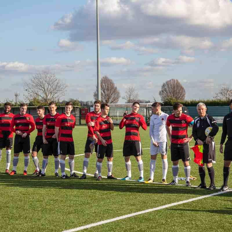 Sports 1st vs Redhill