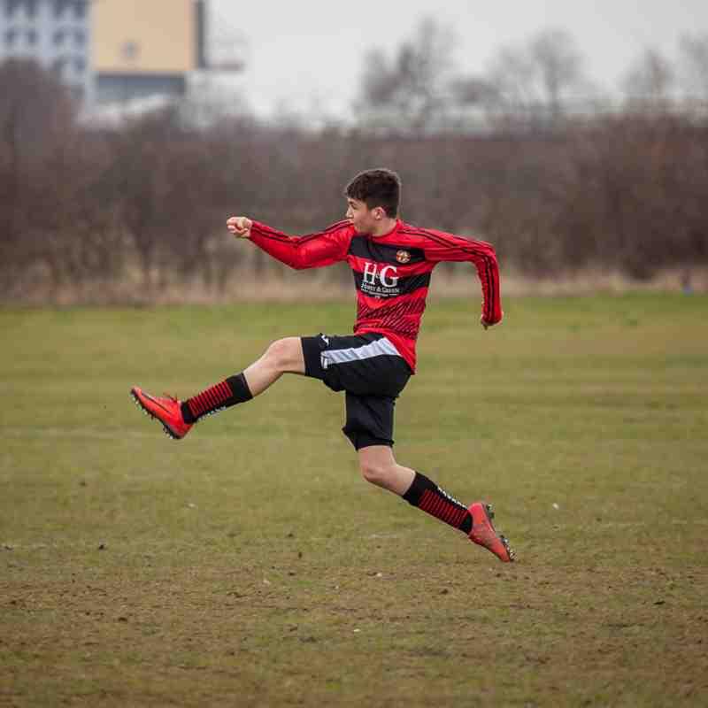 Sports U16 vs Raynes Park Vale