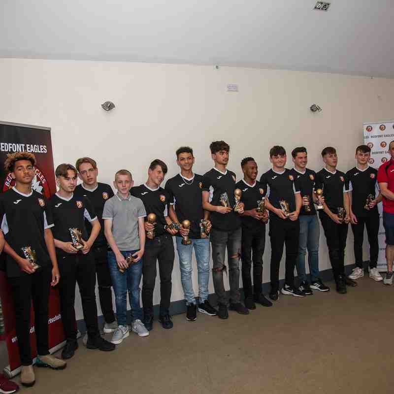 Eagles U16 Presentation