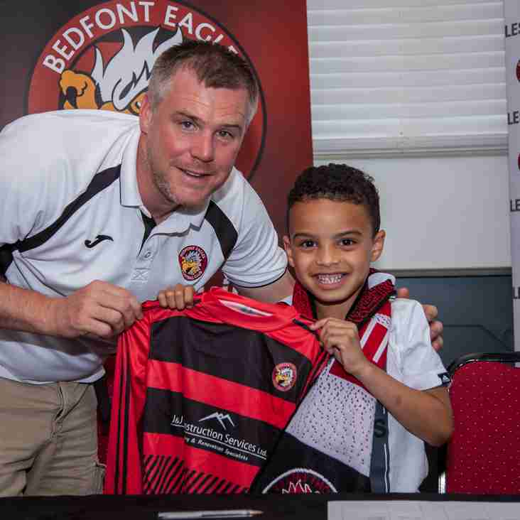 New Signings take Centre Stage