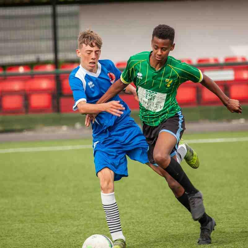 U14s Development Squad vs Norwich City FC