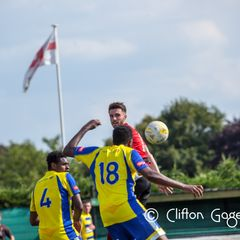 Sports 1st vs Farnborough FC (pre season friendly)