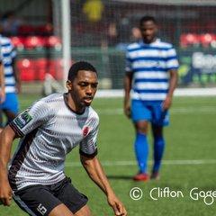 Sports 1st vs AFC Dunstable (pre season friendly)