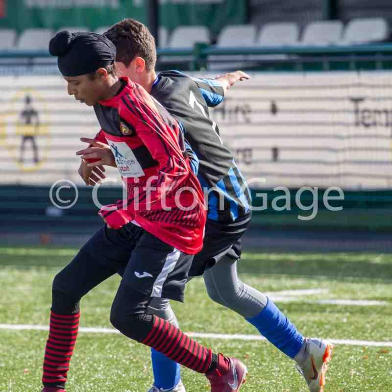 Eagles U14 vs AC Fulham