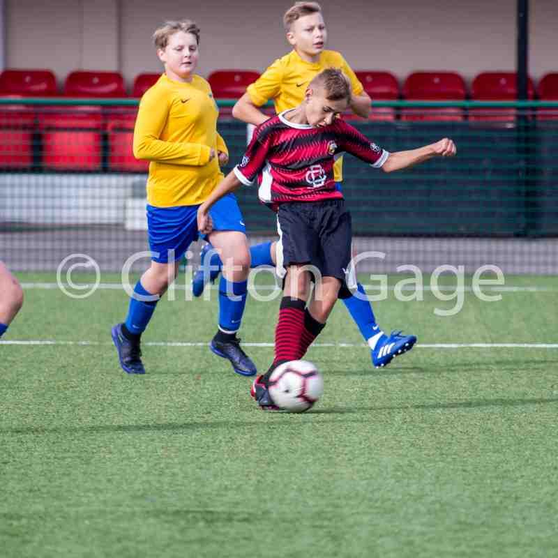 Sports U14 vs Woking