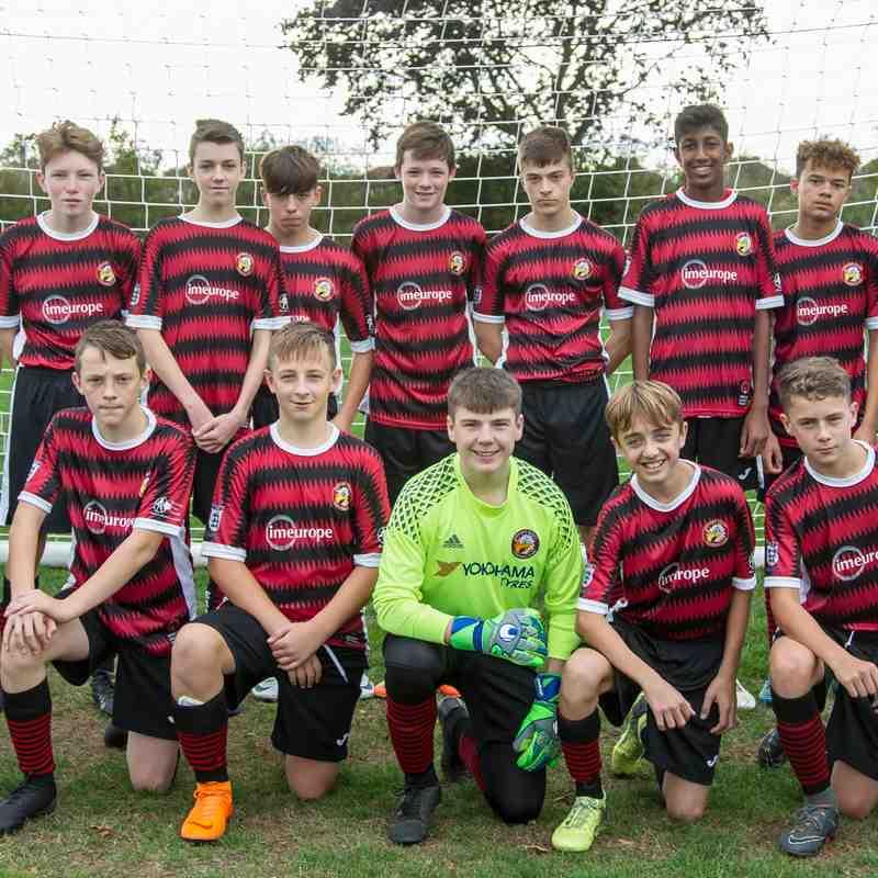 Sports U15 vs Ascot United Galaxy