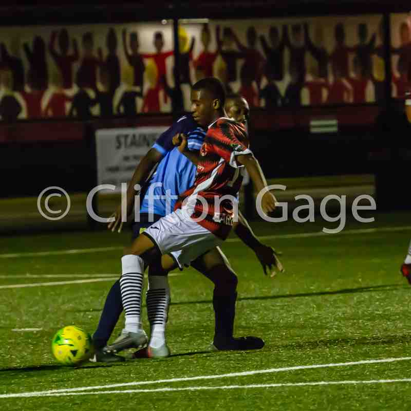 Sports 1st vs Southall FC(Middlesex FA Snr Challenge Cup)