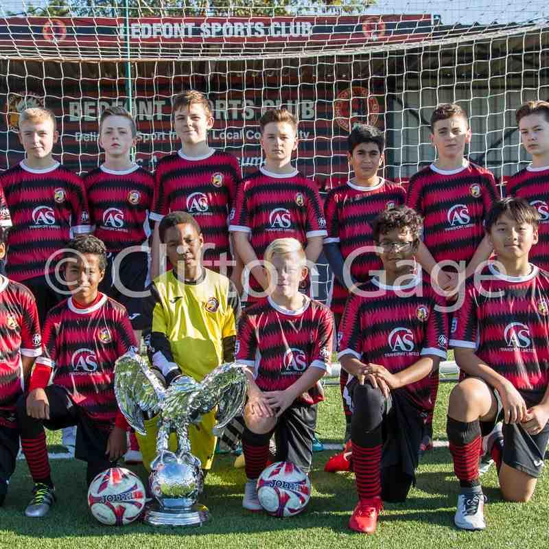 Eagles U13 vs AC Fulham
