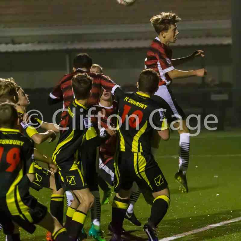 Eagles U15 vs FC Sunbury