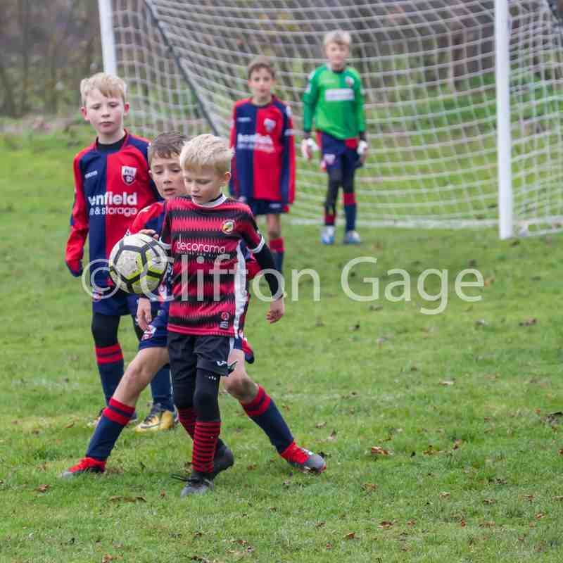 Eagles Rangers U10 vs Farncombe