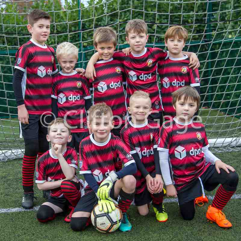 Sports U8 vs Abbey Rangers Colts