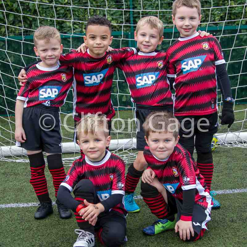 Rangers U7 vs Halford Colts