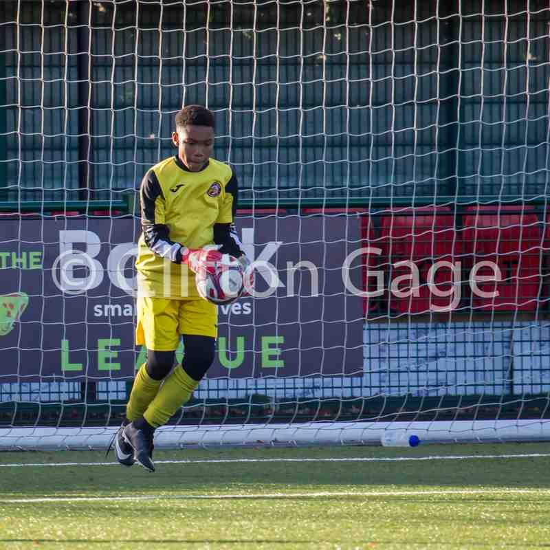 Eagles U13 vs Whetstone Wanderers Yth