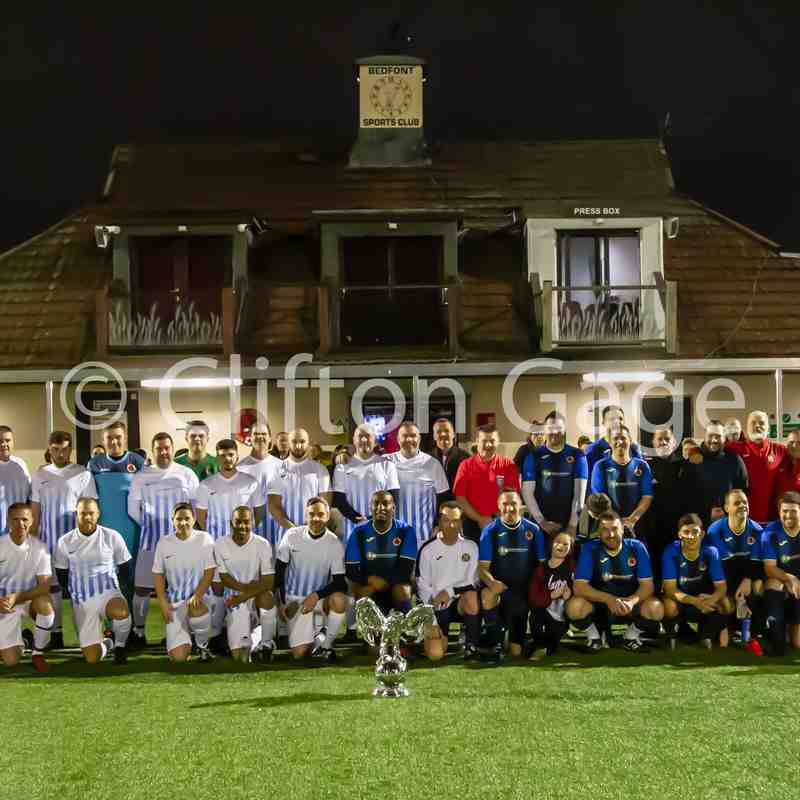 Annual Charity Match