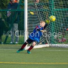 Sports U8 vs Skills Lions
