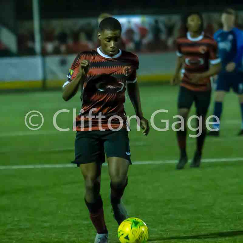 Sports U18 vs Camberley Town