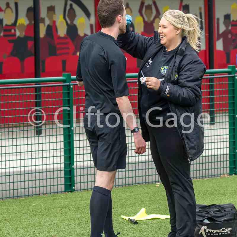 Sports 1st vs Hertford Town FC