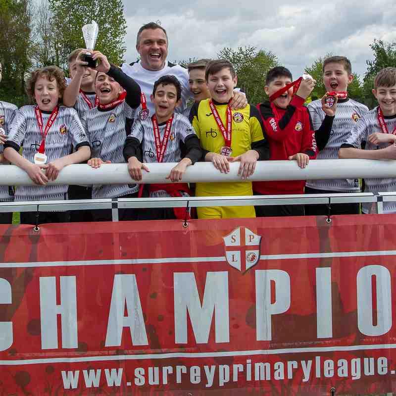 Sports U12 vs Guildford City Dynamos(SPL Cup Final)