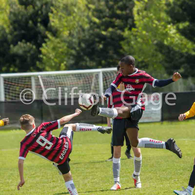 Sports U14 vs Merstham Mustangs (SPL Cup Final)