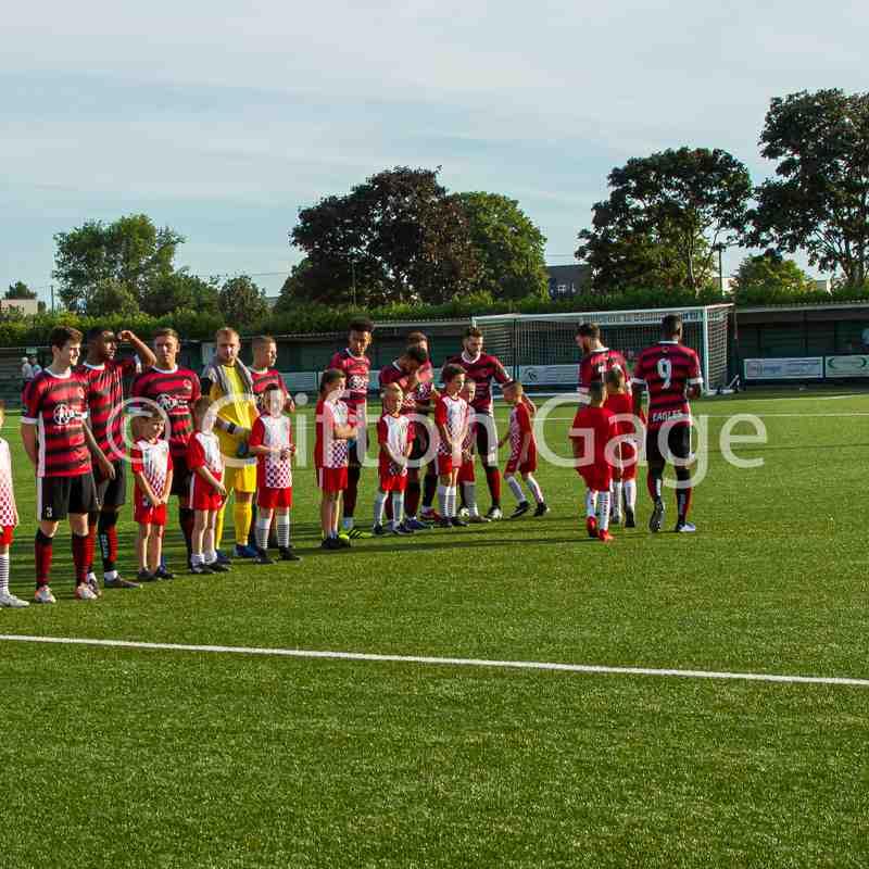 Sports 1st vs Brentford B(Pre season friendly)