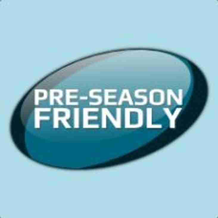 Pre-Season Friendly - Exmouth 2's Vs Topsham Team Selection